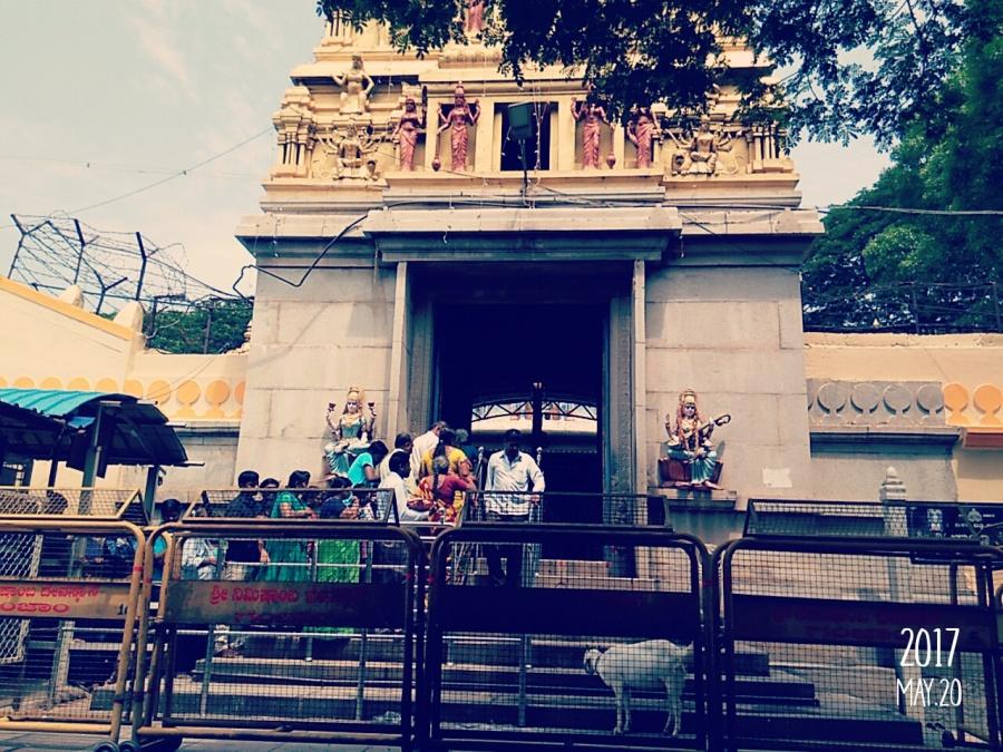 Nimishamba Temple, Srirangapatna