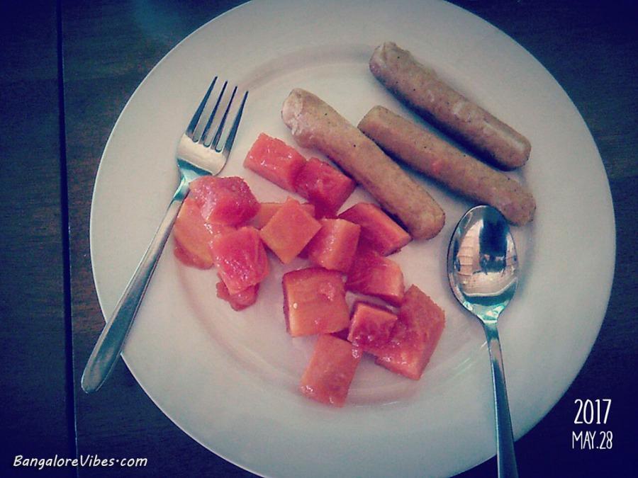 Breakfast at Summer Sands