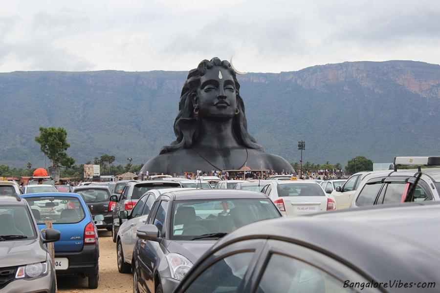ISHA - Adiyogi Shiva Statue