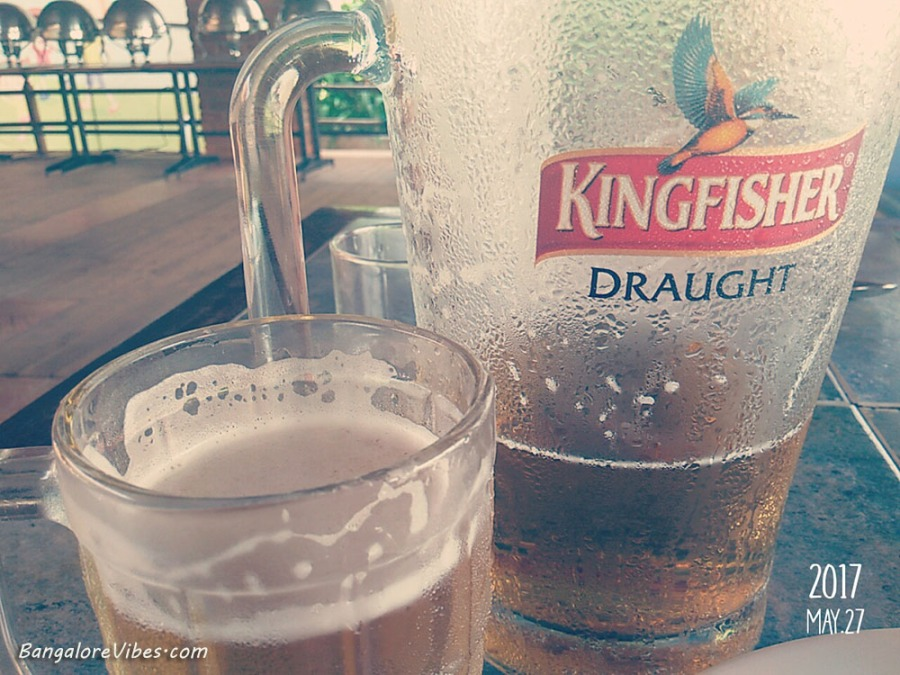 Kingfisher Draught