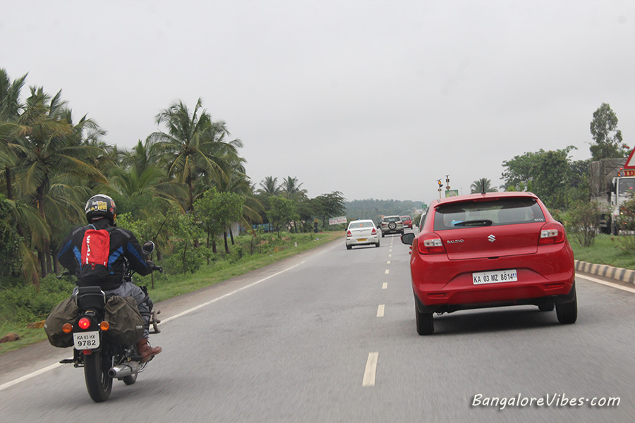 Solo Ride to Mangalore