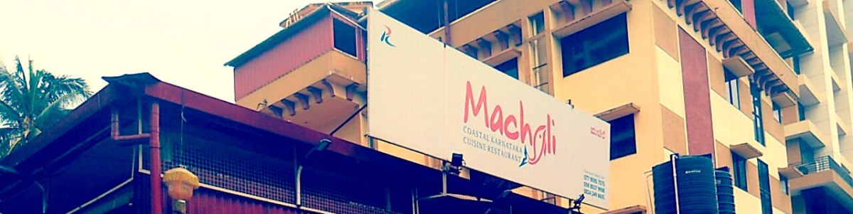 Fish Curry & Rice at Machali Mangalore
