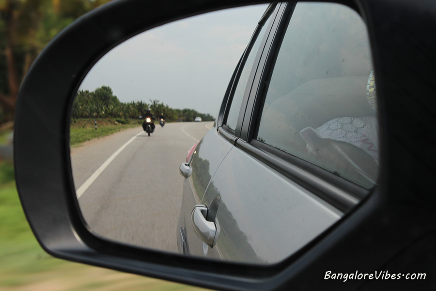 Maruti Swift Mirror