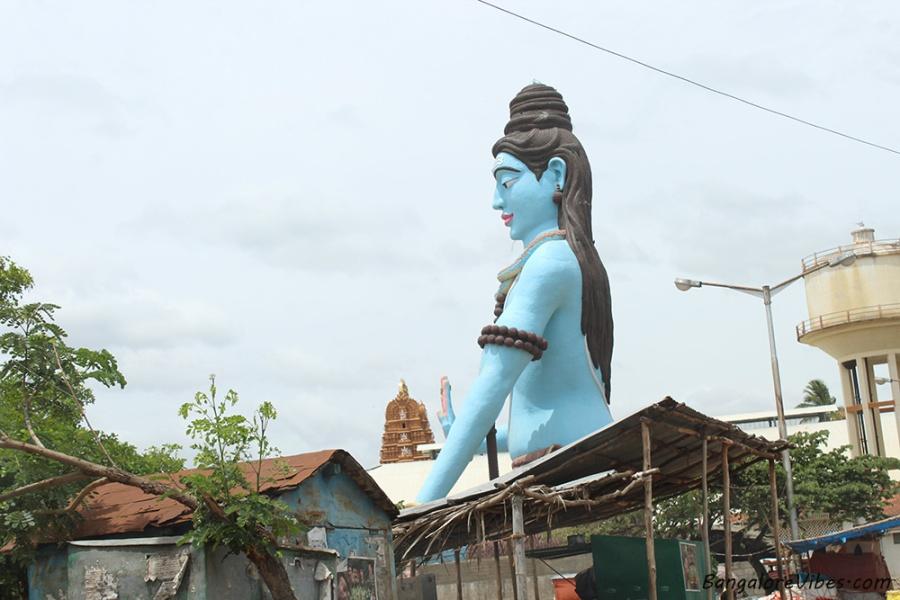 Shiv Statue Nanjangud