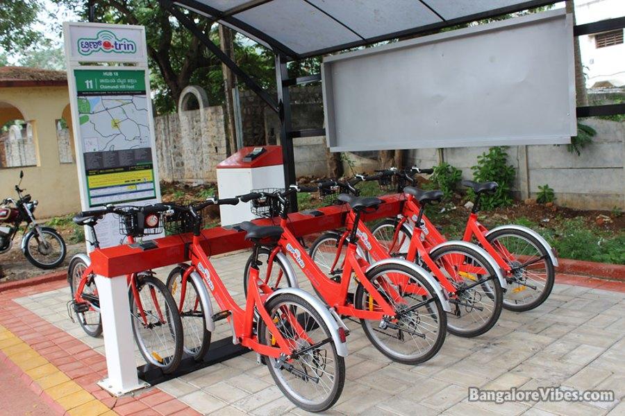 Trin Trin Cycle Hub