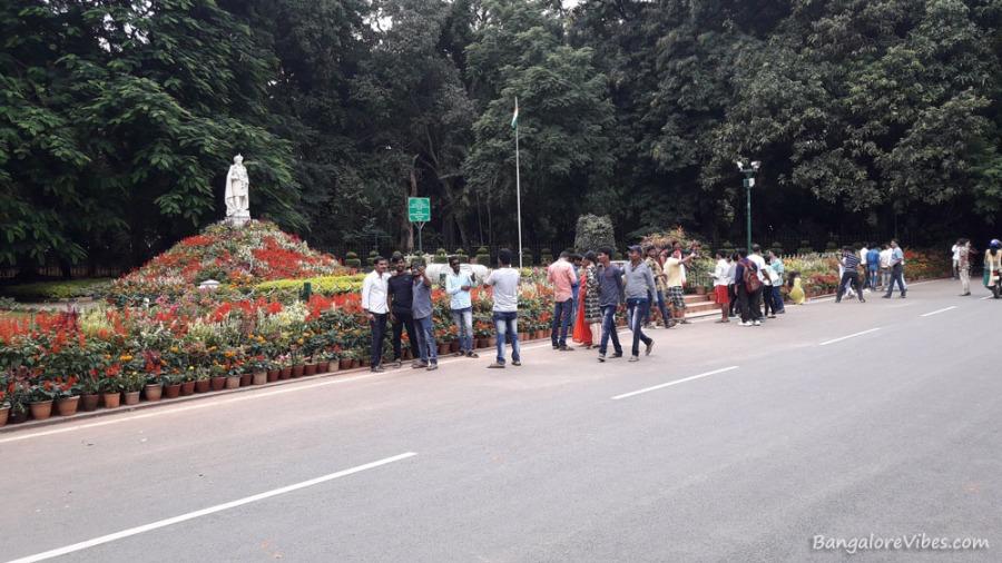 Chamarajendra Wodeyar X Statue
