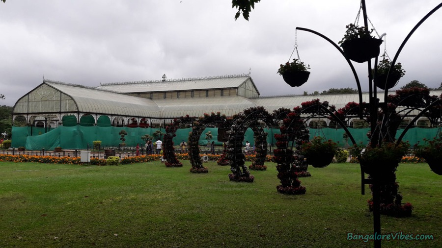 Glasshouse, Lalbagh