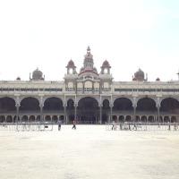 Visit to Mysore Palace (Amba Vilas Palace)