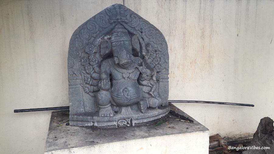 Broken Idol of Ganesha