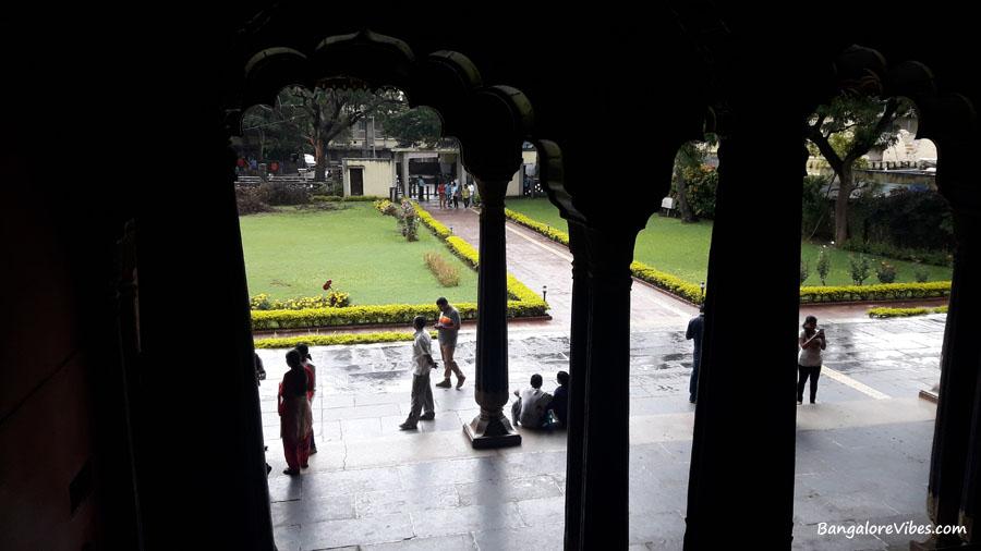 Inside Tipus Palace