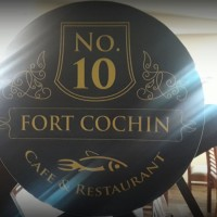 Fort Cochin Restaurant Saint Marks Road