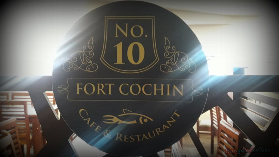 Fort Cochin No 10 BV