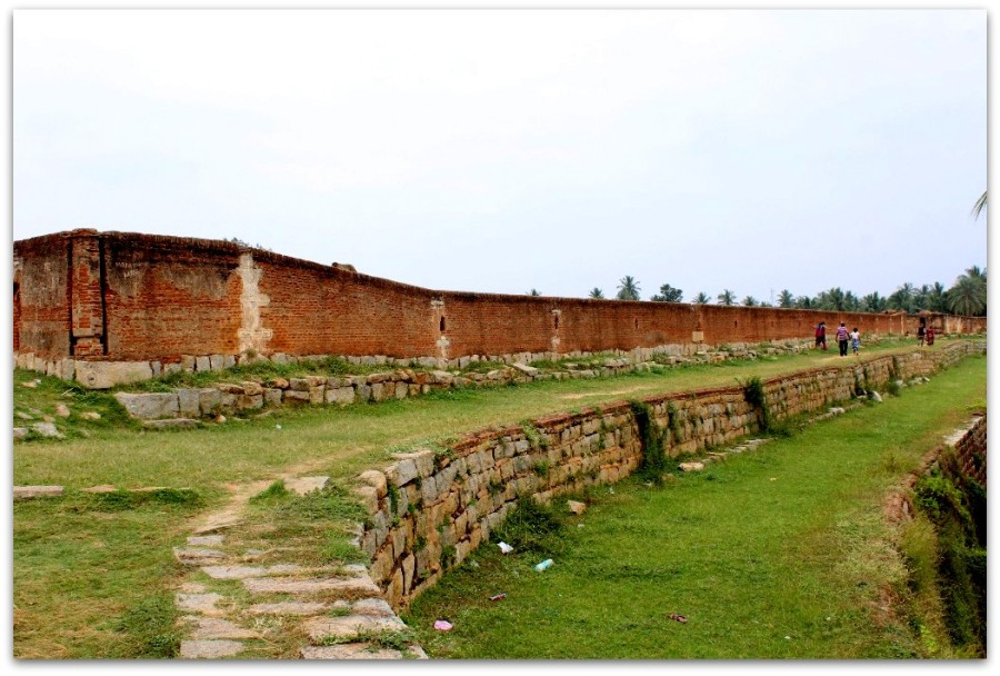 Rampart-Fort Devanahalli