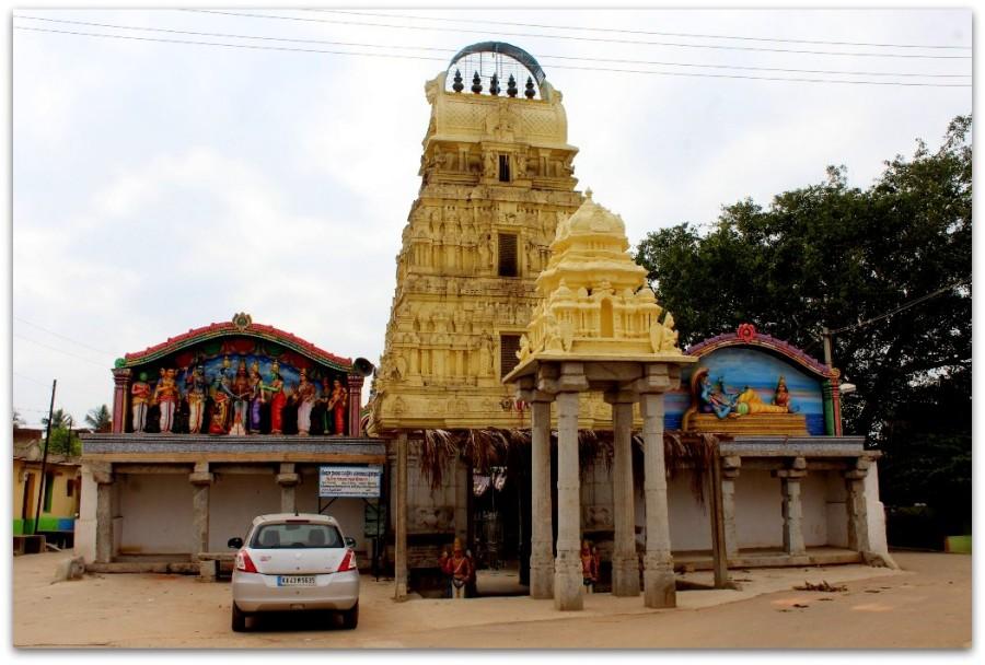 Venugopalaswamy Temple Fort Devanahalli
