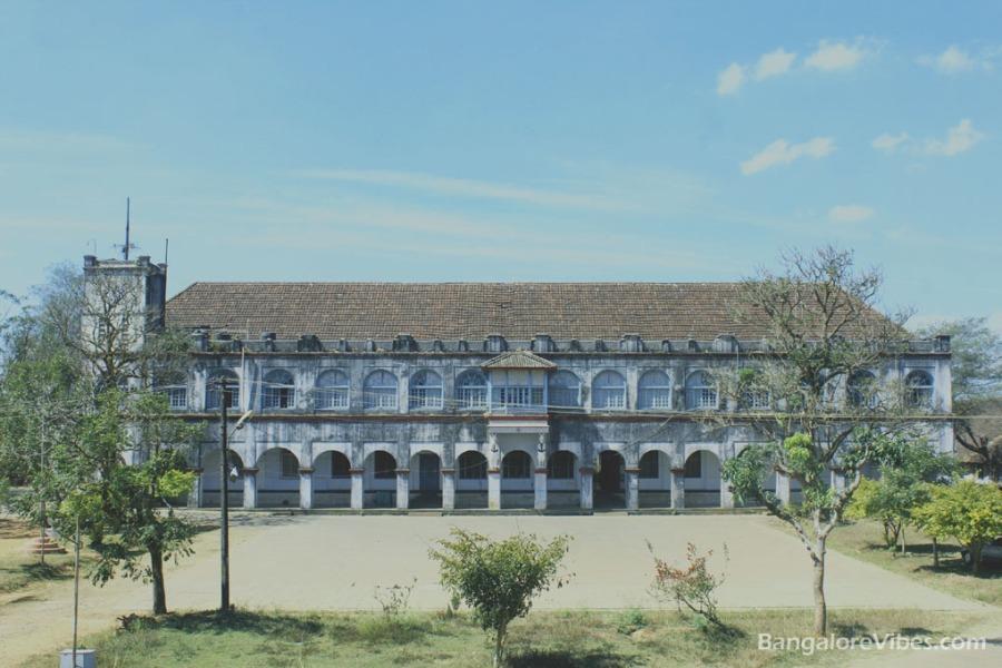 Madikeri Fort Palace